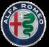 alfa romeo mini logo repasovaný motor