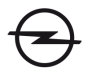 opel mini logo repasovaný motor