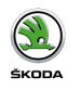 škoda mini logo repasovaný motor